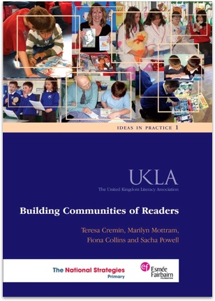 Building Communities of Readers Cover
